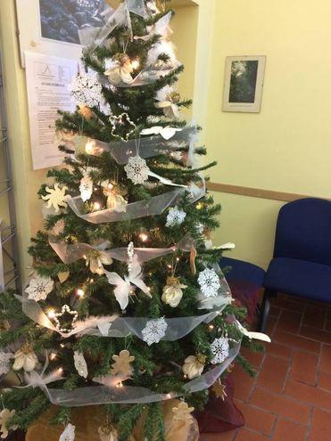 Albero di Natale dell'URP Comune di Castiglione dei Pepoli