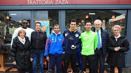 Trofeo Santo Stefano, i vincitori (foto Germogli)