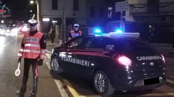 I carabinieri del Radiomobile