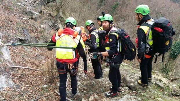Ricerche del soccorso alpino