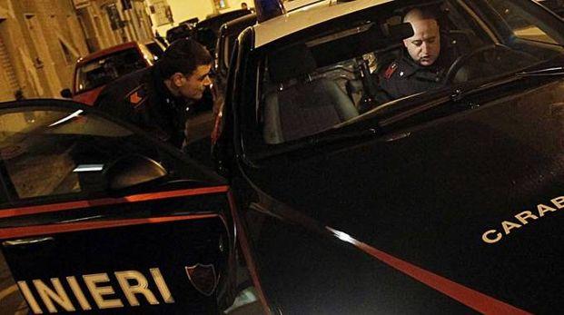 Sui furti degli ultimi giorni indagano i carabinieri e anche la polizia (Foto Germogli)