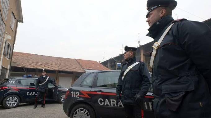 Sul posto sono intervenuti i carabinieri (Foto d'archivio Radaelli)