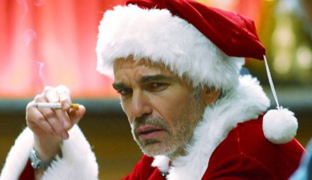 Billy Bob Thornton in Babbo Bastardo 2