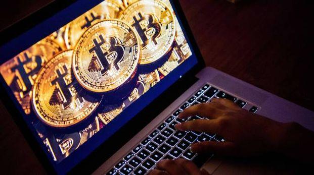 Il simbolo dei Bitcoin (Lapresse)