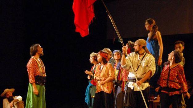 Il giorno dell'Epifania è in scena Sandokan, per bambini dai 6 anni