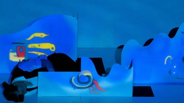 L'omaggio a Kandinski di Ho un punto fra le mani