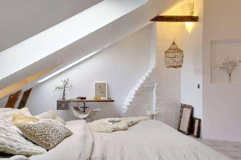 trasformare la mansarda in una camera da letto - magazine - tempo
