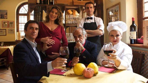 Blas Roca Rey, Daniela Morozzi, Nini Salerno, La cena perfetta