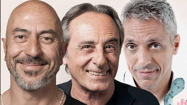Roberto Ciufoli, Gaspare, Max Pisu