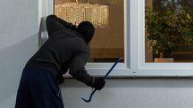 Ladri in casa (foto repertorio)