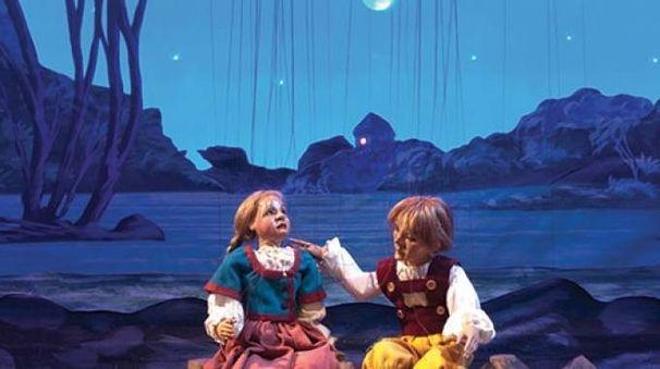 Hansel e Gretel Foto @piccoloteatro.org