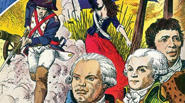 Una Rivoluzione a Fumetti. La Rivoluzione Francese a fumetti da Andrea Chénier a Lady Osca