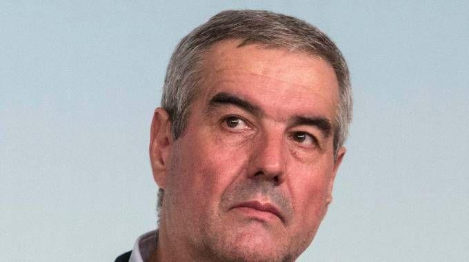 Il capo della protezione civile Angelo Borrelli