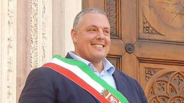 Il presidente della Provincia Vivarelli Colonna