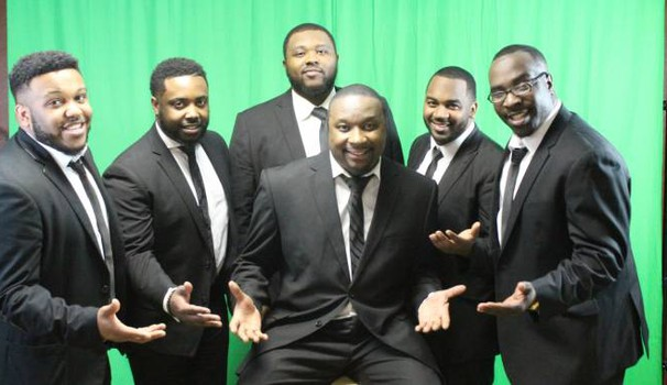 I Cedric Shannon & Brothers in Gospel