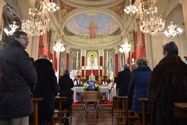 La chiesa di San Nicolò strapiena (foto Fantini e Frasca)