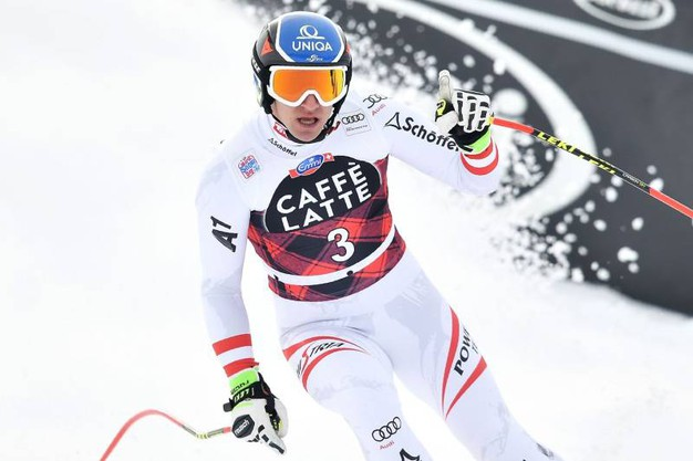 Matthias Mayer (Afp)