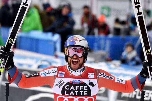 Aksel Lund Svindal (Afp)