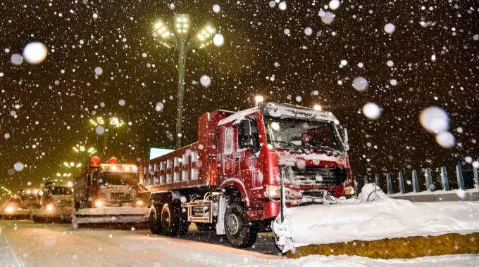 Previsioni meteo, ancora neve (LaPresse)