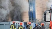 9 dicembre: a fuoco il Cinergia