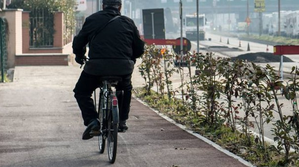 Il nuovo tratto ciclabile si collegherà alle piste esistenti fino al canale Villoresi