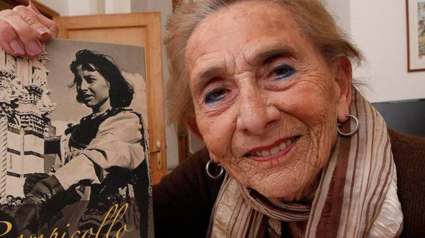Rosanna Bonelli, ex fantina del Palio