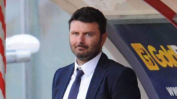 Il responsabile dell'area tecnica  del Perugia Calcio, Roberto Goretti