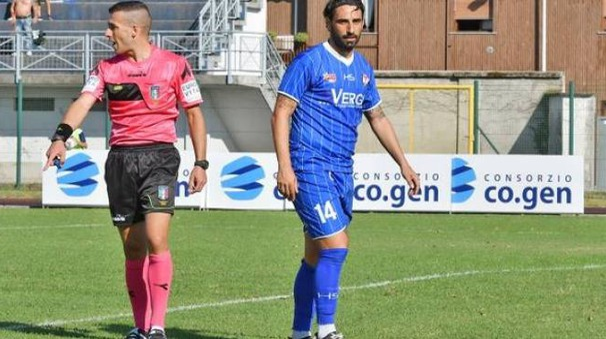 I tifosi del Mantova s'aspettano molto dal ritorno in biancorosso del bomber Matteo Guazzo
