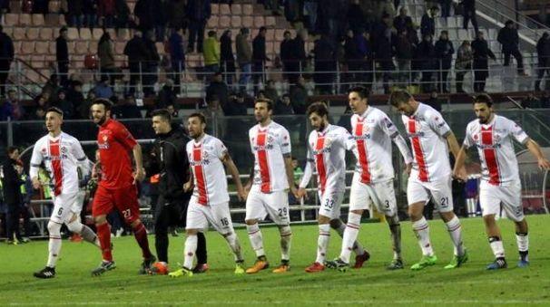 La squadra grigiorossa ha salutato un 2017 davvero esaltante con una vittoria sul Cesena