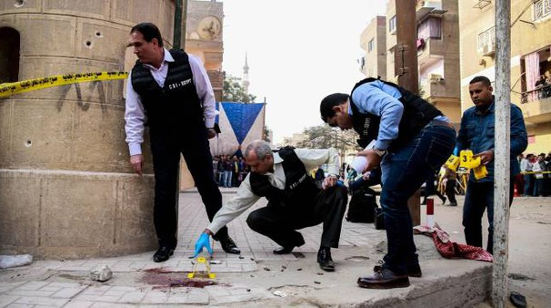 Attentato al Cairo (AFP)