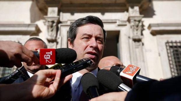 Il ministro della Giustizia Andrea Orlando (LaPresse)