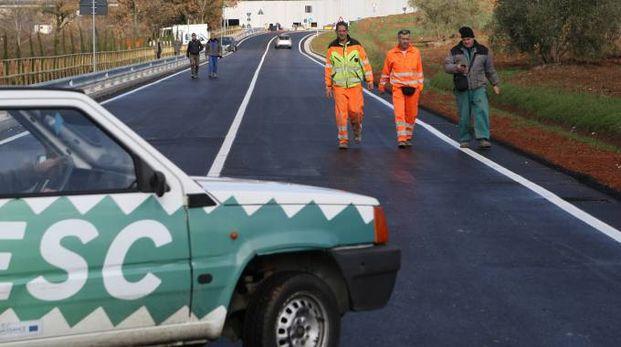 Le rotatorie alleggeriranno di 300 veicoli all'ora lo snodo del Quattrotorri