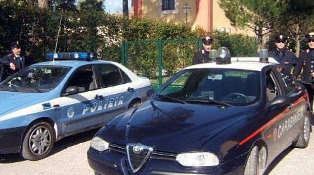 Intensificati i controlli sul territorio delle forze dell'ordine (foto d'archivio)