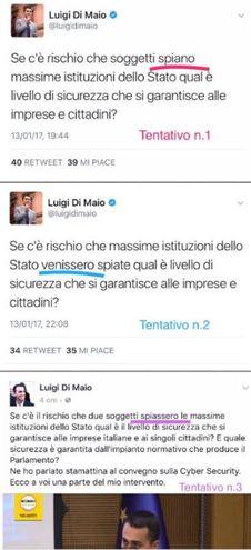 I flop di Luigi Di Maio