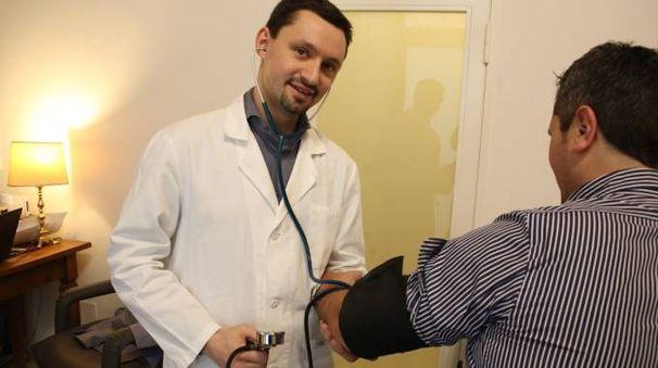 Guardia medica potenziata per cercare di  limitare gli accessi  al pronto soccorso a causa del picco di influenza
