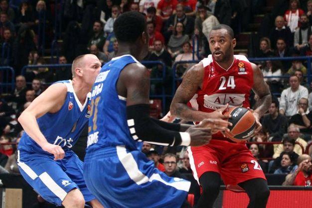 Eurolega, EA7 Olimpia  Milano-KK Crvena Zvezda