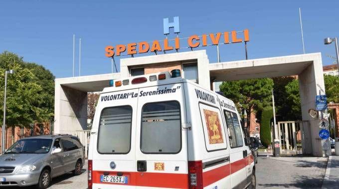 L'ospedale di Brescia