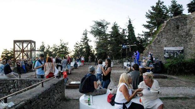 Fortezza di Cortona, gli eventi estivi