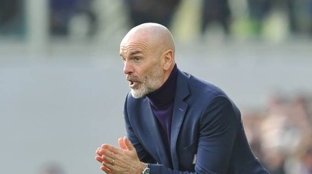 Il tecnico Stefano Pioli