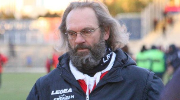 Dino Pagliari, allenatore del Gubbio