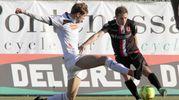 Monza-Pistoiese 3-1, le foto della partita (Radaelli)
