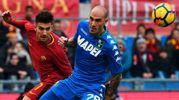 Cannavaro nel giorno della sua ultima partita (foto Afp)