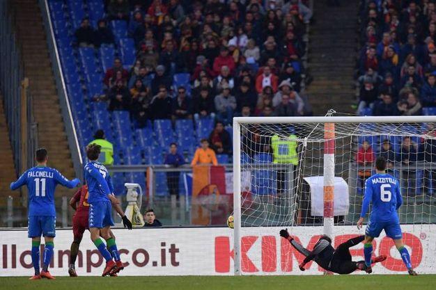 Il gol di Missiroli al 33' s.t. (foto LaPresse)
