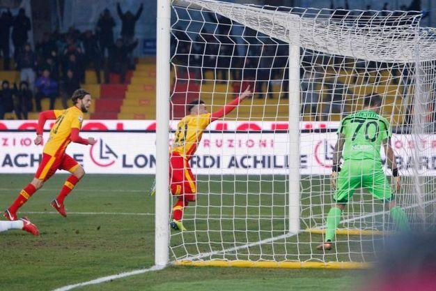 Benevento-Chievo 1-0, Coda (Ansa)