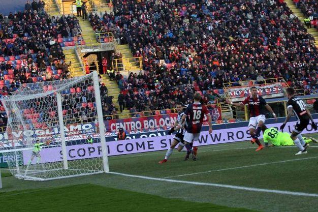 Bologna-Udinese 1-2, Lasagna (Ansa)