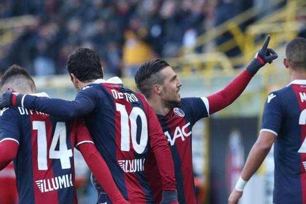 Bologna-Udinese 1-0, aut. Danilo (Ansa)