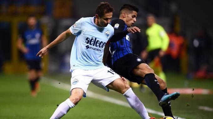 Inter-Lazio (Afp)