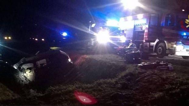 L'incidente a Santa Maria a Monte