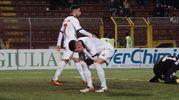 Pontedera-Lucchese 3-2, le foto della partita (Germogli)