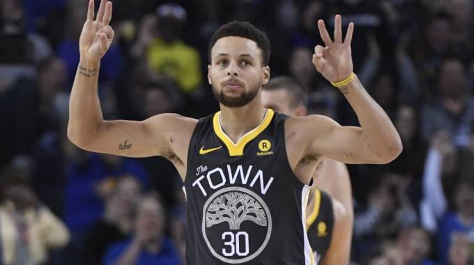 Steph Curry (LaPresse)
